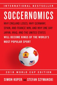 Soccernomics World Cup 2018 edition (US)_book